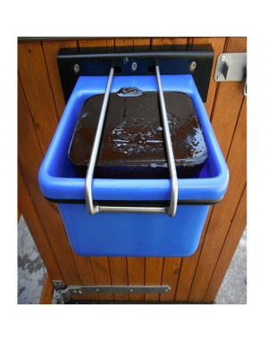 Mangeoire pour bloc à lécher HORSLYX 5kgs FC381010