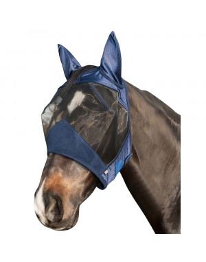 Masque anti-mouches -High Professional- HKM 11353.6900 bleu foncé