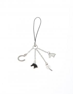 Personnalisation accessoire Breloques noir et blanc 901040426